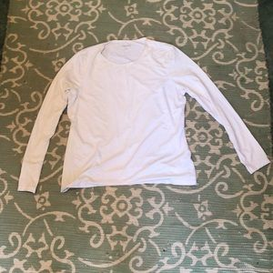 Land's End women's performance/swim shirt
